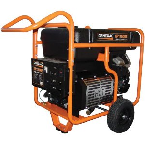 Generac 5735 GP17500E Large Portable Generator