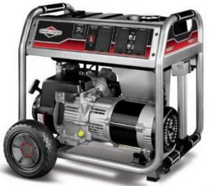 Briggs and Stratton 30469 6kW Portable Generator