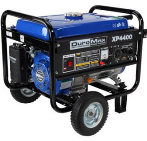 DuroMax XP4400 Powered Portable Generator