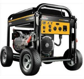 Best Briggs Stratton 30555 Pro Series 7500Watt Generator