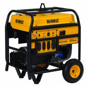 Best DeWalt DXGN14000 Portable Contractor Genset