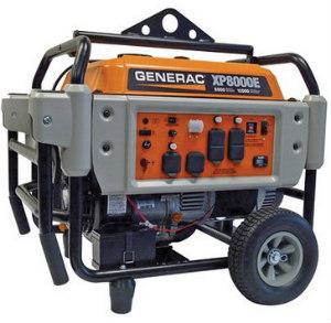 Best Generac 5931 XP8000E Portable Professional Genny