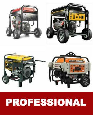 Best Professional Generators For Contractors