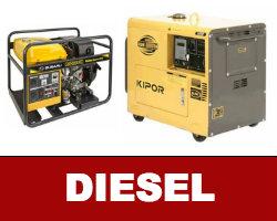 Diesel Generators CTA