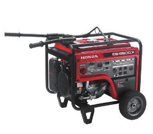 Honda EB6500 Portable Industrial Genset