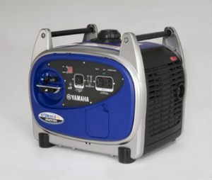 Yamaha EF2400iSHC Portable Inverter Genset