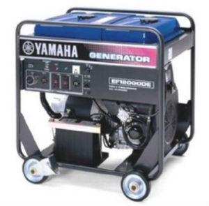 Yamaha X Large EF12000DE Portable Generator
