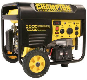 Champion Power Equipment 46539 4kW Portable Generator