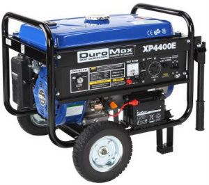 DuroMax XP4400E Conventional Portable Generator