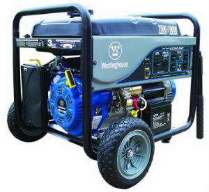 Westinghouse WH7500E Portable Generator 7500 Running Watts