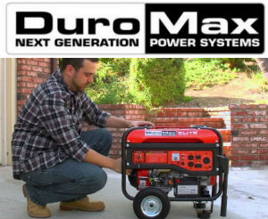 Best DuroMax Genset Intro Image