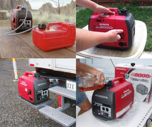 Best Honda Inverter Generator EU2000i Images