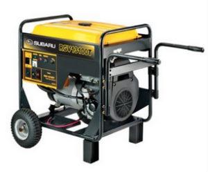Subaru RGV13100T Portable Professional Generator