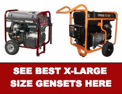 XLarge Genset Image CTA