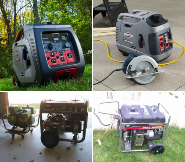 Best Briggs and Stratton Portable Generators For Most