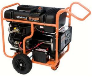 Generac X Large GP15000E Portable Generator
